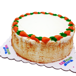 Toll House Carrot Cake