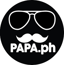 This image has an empty alt attribute; its file name is papa-logo.png